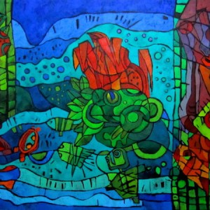 el estanque de los sueños 2.30 x 140