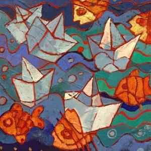 barcos-de-papel-50x50