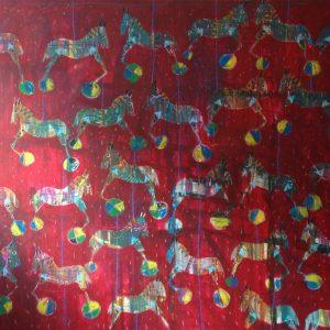 caballitos-120x150cm-oleo-mix-huerta